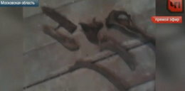 Ludzkie szczątki pod podłogą. Rodzina chodziła po nich latami