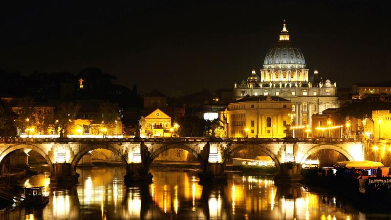 Czarna magia w Watykanie