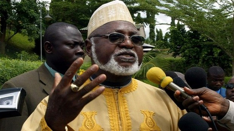Former Head of state, Abdulsalami Abubakar says his house has never been searched.  (Pulse)