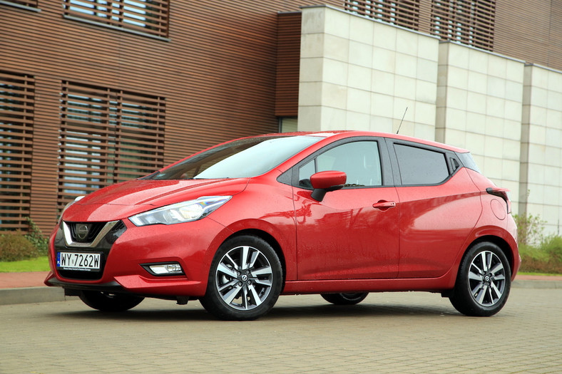 Nissan Micra 0.9 IG-T N-Conecta