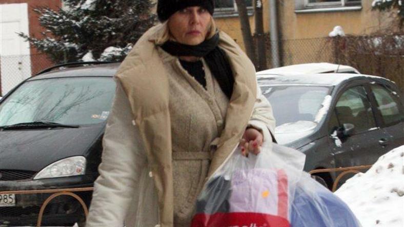 Grażyna Szapołowska: dama dźwiga sama