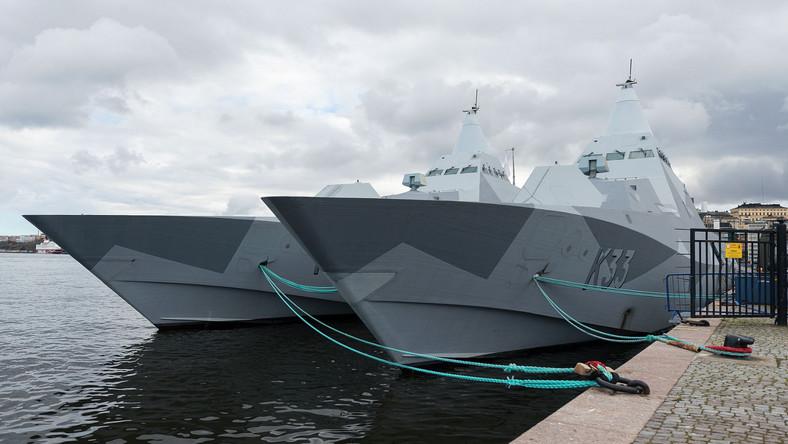 Szwedzkie korwety Visby