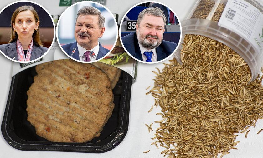 Pierwsze owady dopuszczone do spożycia w UE. Co na to polscy politycy?