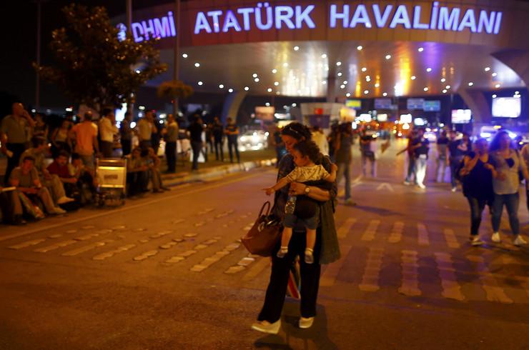 Istanbul napad