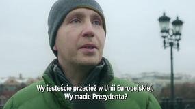 """Rosjanie o znanych Polakach. """"Wy macie Prezydenta?"""""""