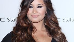 Demi Lovato ukryta pod zdrapką