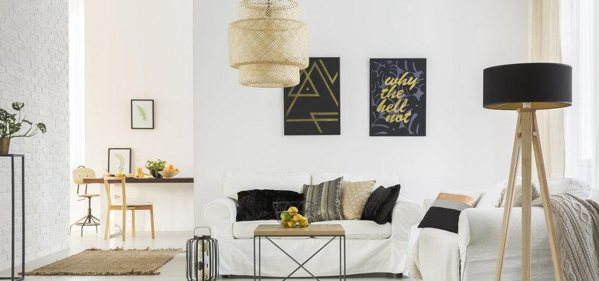 Industrialne, materiałowe, nowoczesne - najmodniejsze lampy stojące i atrakcyjne oferty