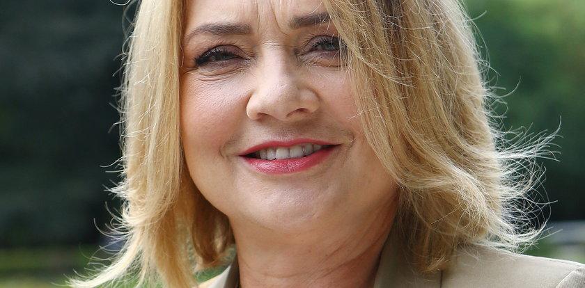 Małgorzata Ostrowska-Królikowska pokazała zdjęcie z młodości. Już 40 lat temu była przepiękną kobietą...