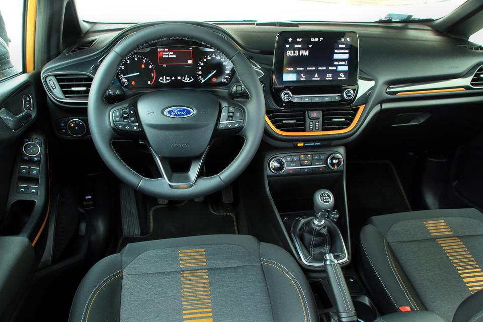 Ford Fiesta 1.0 Active