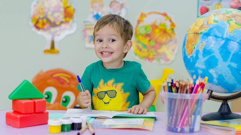 Każde dziecko inaczej reaguje na bodźce / fot. Pixaby
