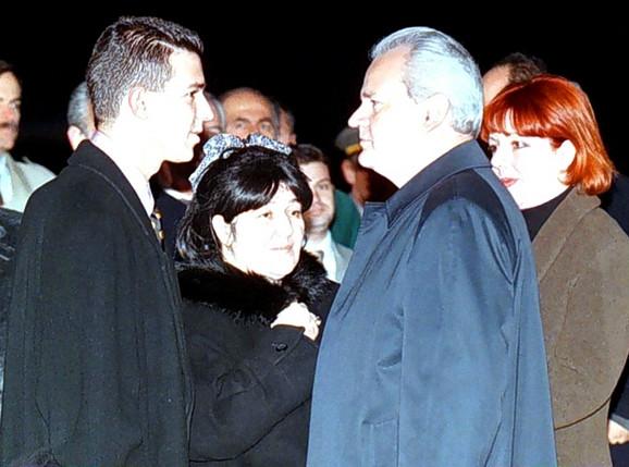 Porodica Milošević