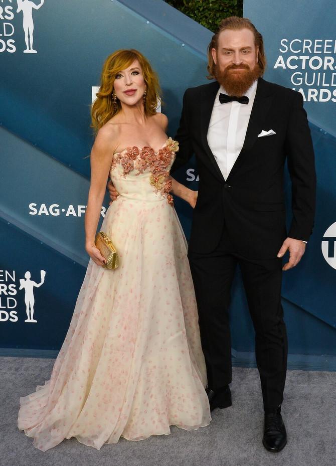 Rediteljka sa suprugom