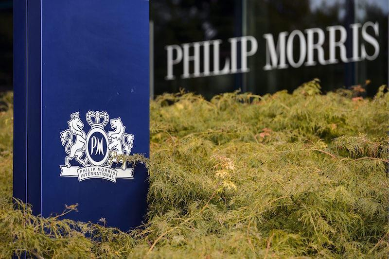 8. Philip Morris International
