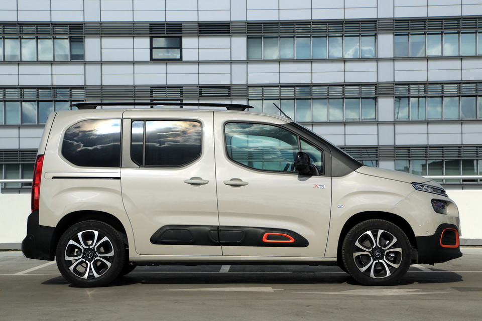 Citroen Berlingo 1.5 BlueHDi 130 M Shine