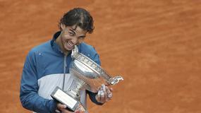 Roland Garros: Rafael Nadal pobił rekord zwycięstw w turnieju