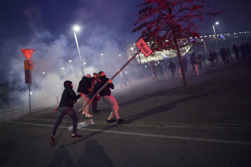 Bójki na Marszu Niepodległości