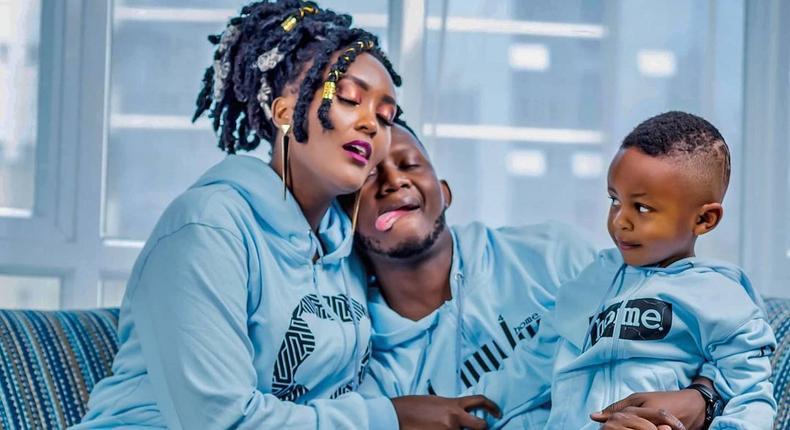 Actor Daddie Marto and wife Christine Koku Lwanga welcome Baby Number 2