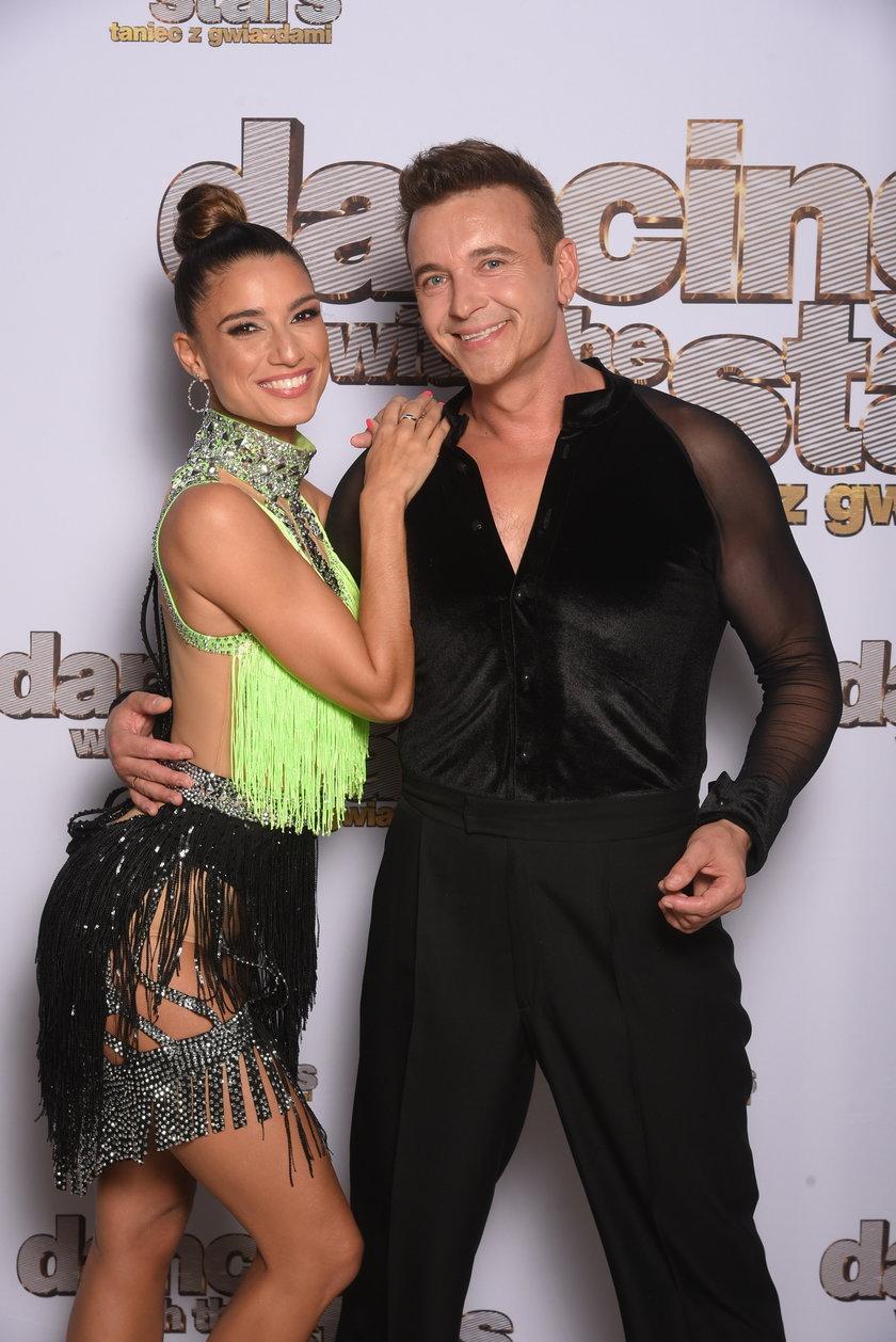Radek Liszewski i Lenka Klimentowa