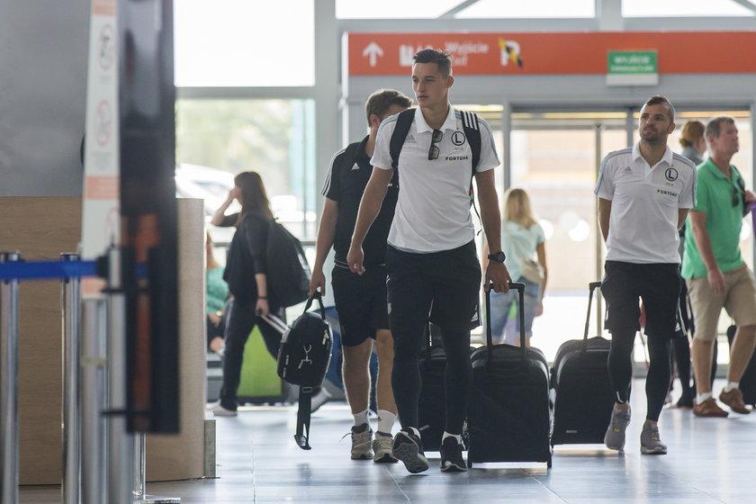 Michał Żyro przechodzi z Legii Warszawa do Wolverhampton Wanderers