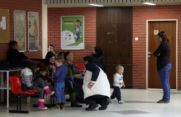 Pune čekaonice kod pedijatara