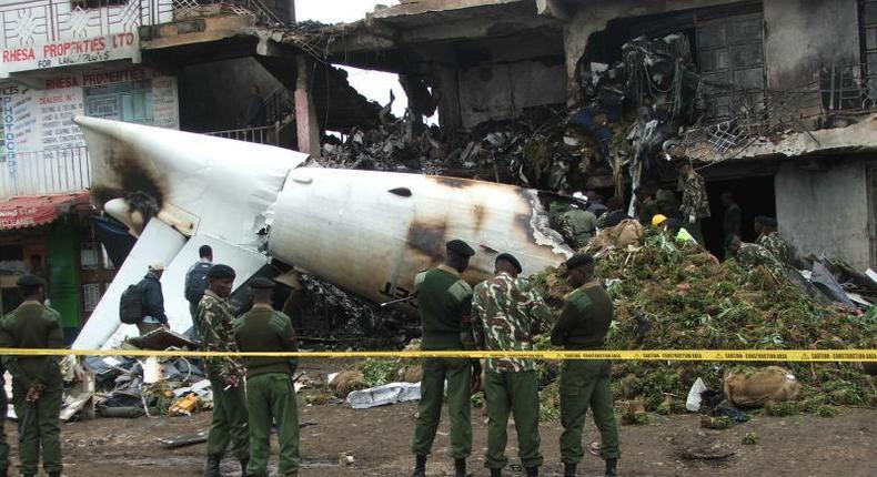 Damning details emerge on Kenyan plane that crashed