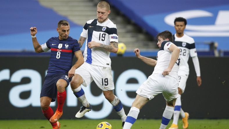 Francja - Finlandia 0:2