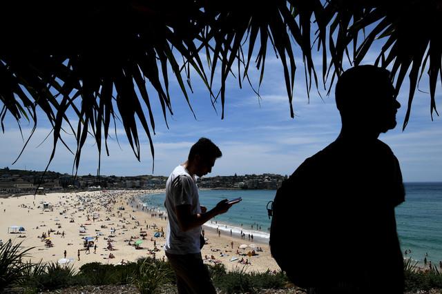 Vrućine u Australiji - Sidnej