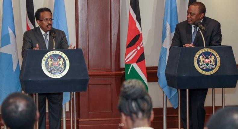 Somalia orders Kenyan Diplomats to leave the country in 7 days, as it cuts ties