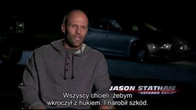 """""""Szybcy i wściekli 7"""": Jason Statham o swoim bohaterze"""