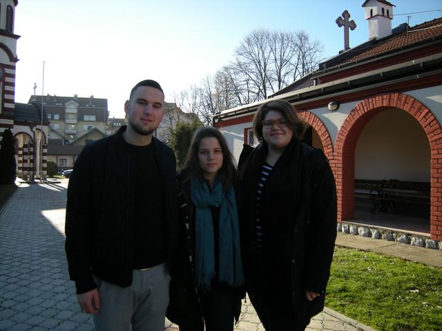 Siniša, Neđica i Slavica