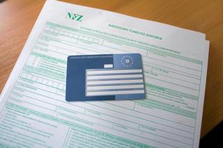 Od poniedziałku można iść po EKUZ. NFZ przywraca bezpośrednią obsługę w swoich placówkach
