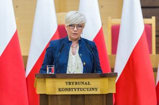 Przyłębska: Krytyczne oceny polskiego wymiaru sprawiedliwości są zbyt daleko idące