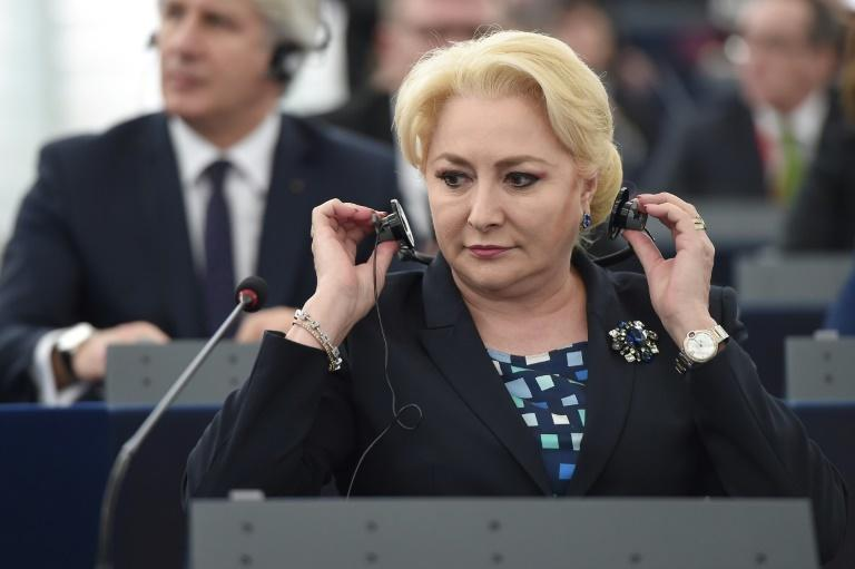 Romanian Prime Minister Viorica Dancila expressed surprise at the warning from Brussels