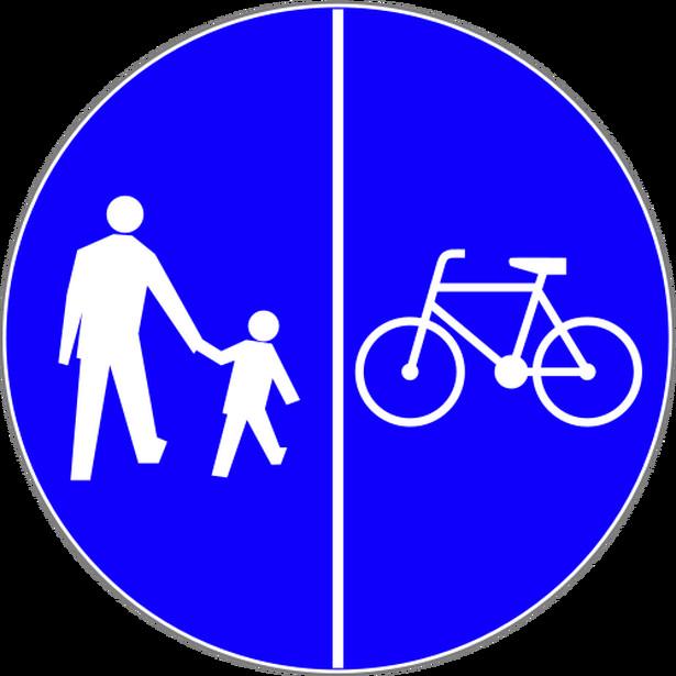 C-13/C-16: Droga dla rowerów i pieszych