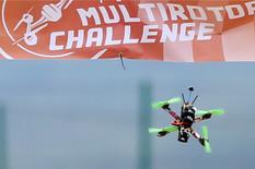 Trka dronova u Mostaru