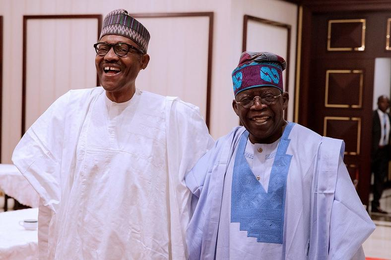 Tinubu is confident President Buhari will win a second term