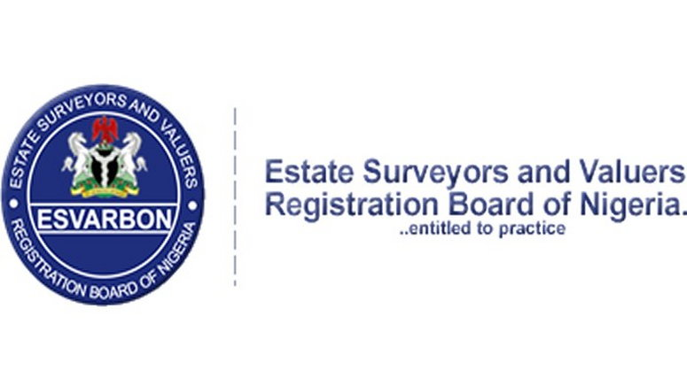Estate Surveyors And Valuers Registration Board Of Nigeria Agency