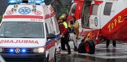 Tragiczne sceny w Tatrach. Pięć osób nie żyje, ponad 150 rannych