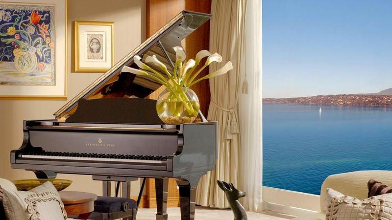 Royal Penthouse Suite - najdroższy apartament na świecie