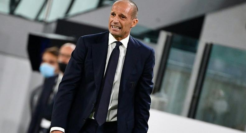 Massimiliano Allegri won five league titles in his first spell at Juventus Creator: Isabella BONOTTO