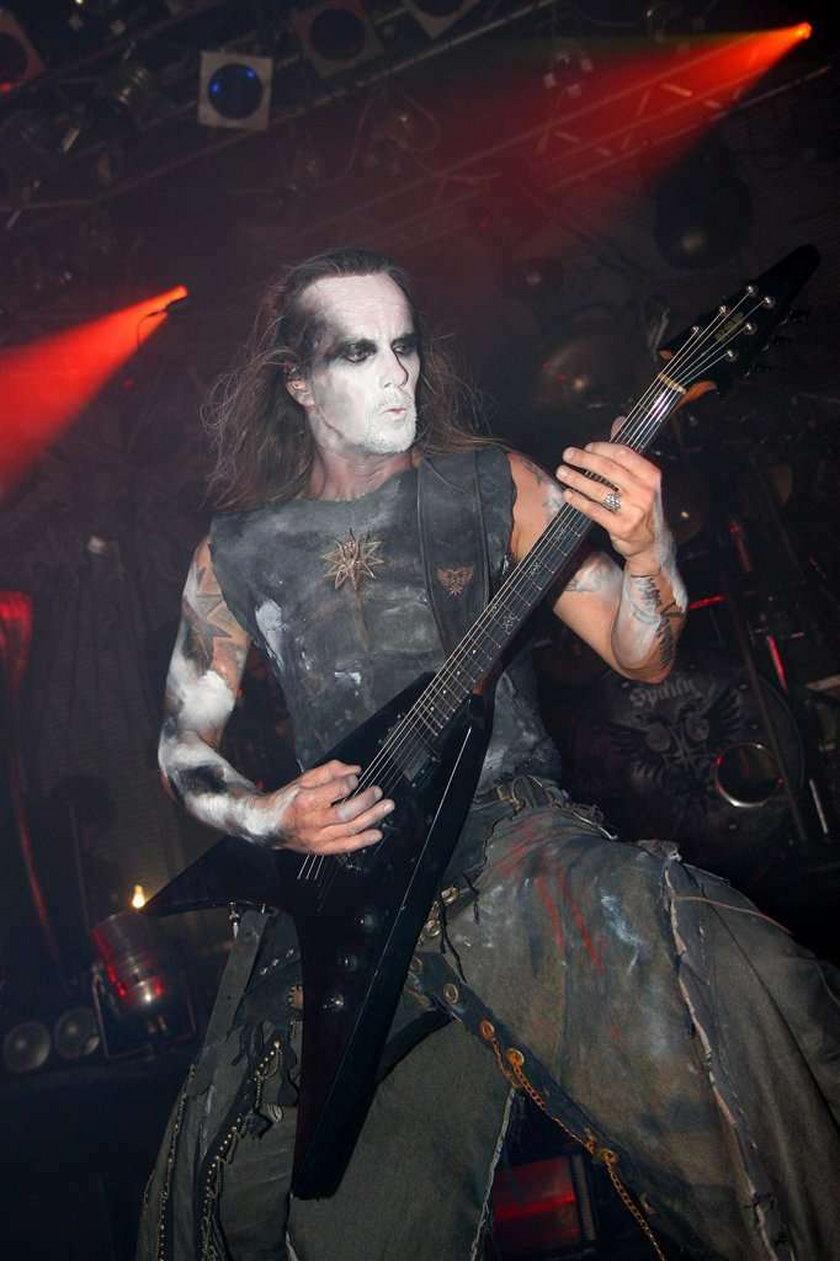 Nergal dał pierwszy koncert po chorobie!