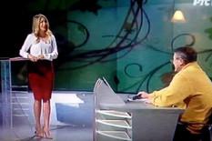 VODITELJKA U ŠOKU Takmičar usred emisije UŽIVO izjavio ljubav, ona morala da napravi pauzu