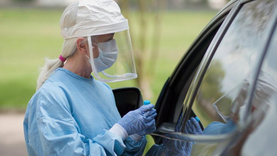 Na Mazowszu odnotowano prawie trzy tys. nowych zarażeń koronawirusem