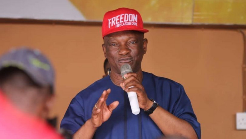 Jimi Agbaje says he'll continue to fight for improved governance in Lagos [The DEFENDER]