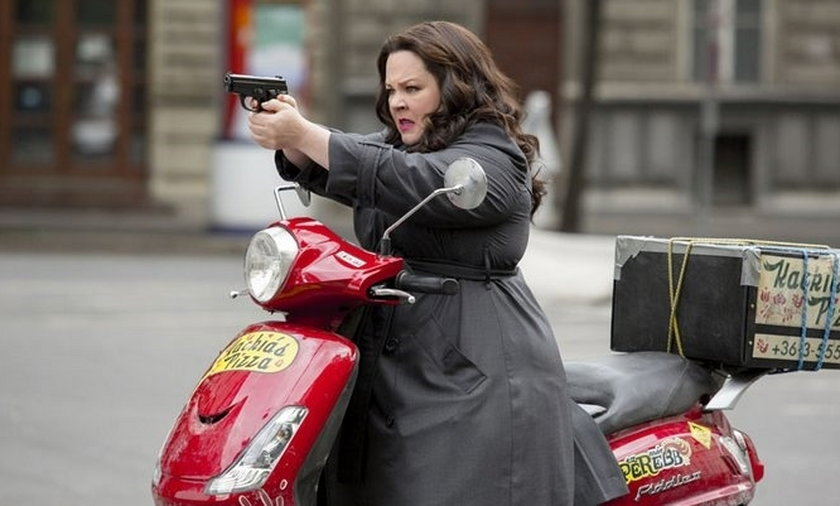 Melissa McCarthy jako Susan Cooper