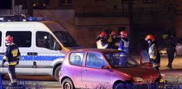 Kierowca seicento o wypadku: bałem się więzienia