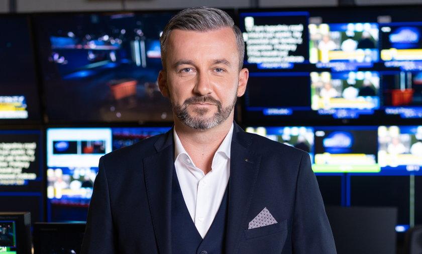Krzysztof Skórzyński zawieszony przez TVN24.