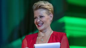 Niezwykle radosna Małgorzata Kożuchowska na gali Fundacji Mam Marzenie