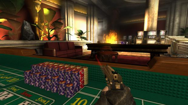 Duke Nukem Forever - screen z wersji sprzed 2009 roku