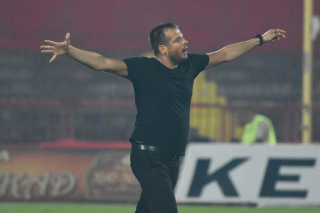 Nenad Lalatović, trener FK Vojvodina